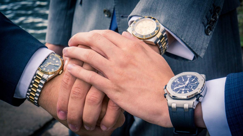 Watch gang horloges