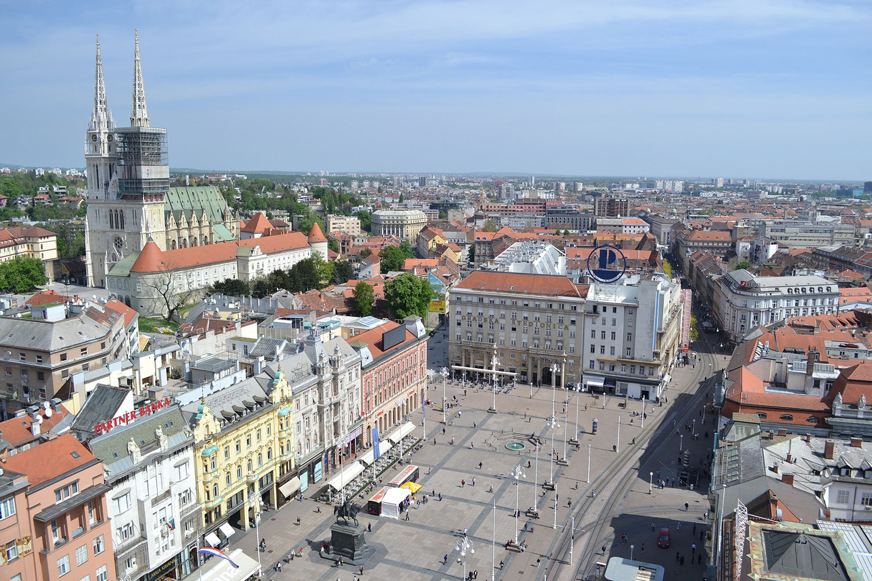 stedentrip binnen europa