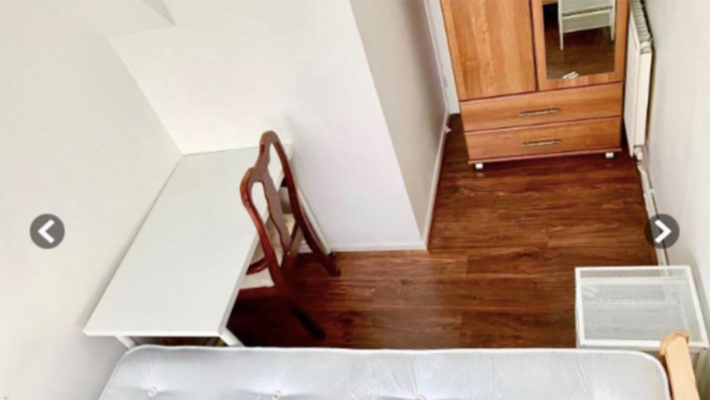 appartement zonder voordeur