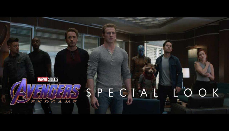 Avengers Endgame teaser