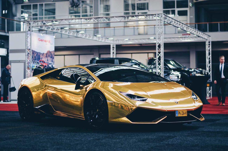 Dikste auto's van de International Amsterdam Motor Show 2019