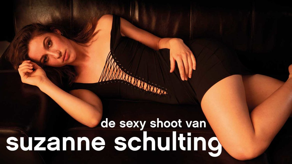 fotoshoot met Suzanne Schulting