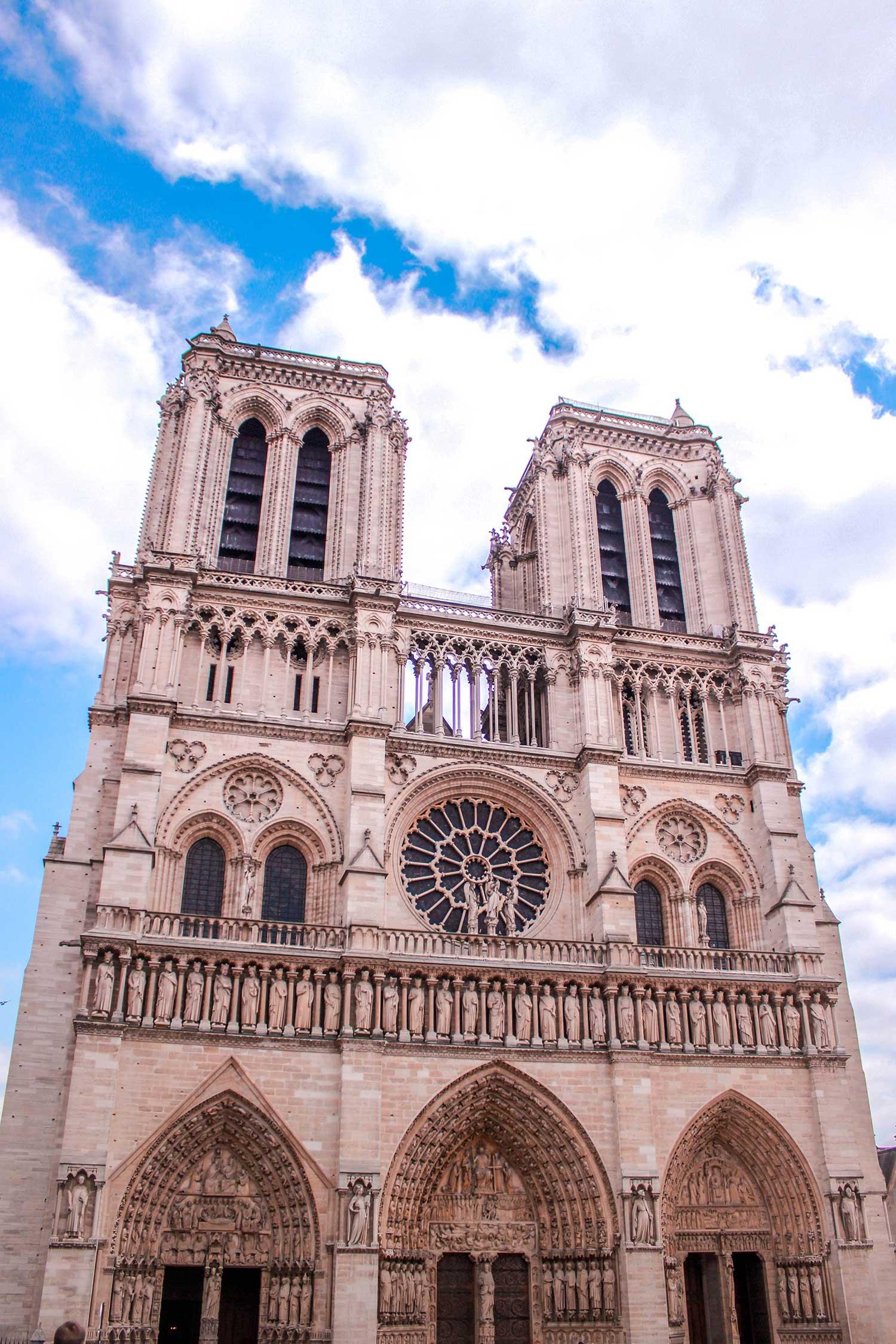 Notre Dame-brand