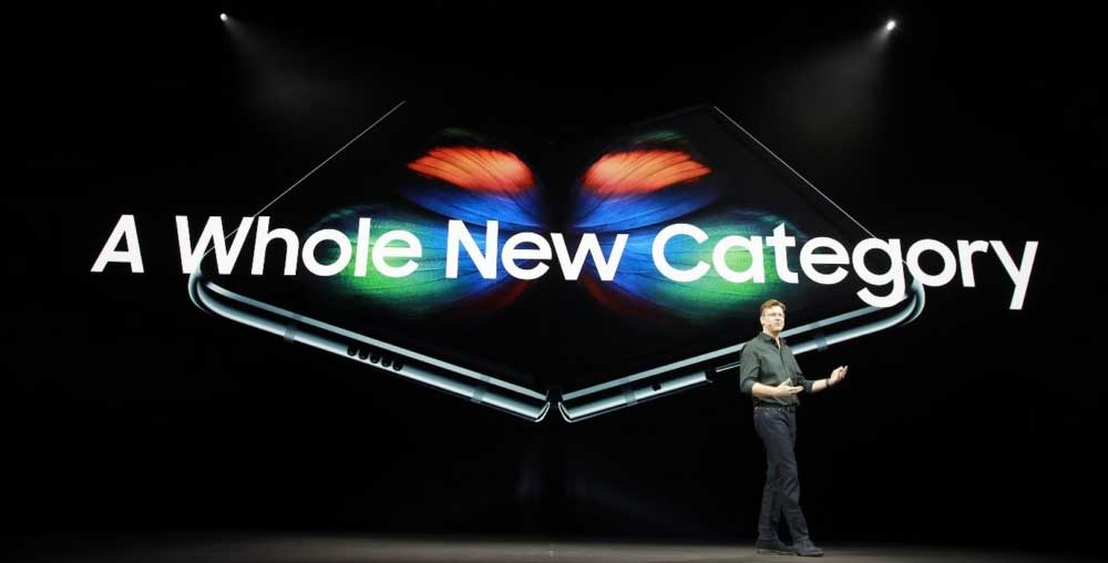 Samsung Galaxy Fold release