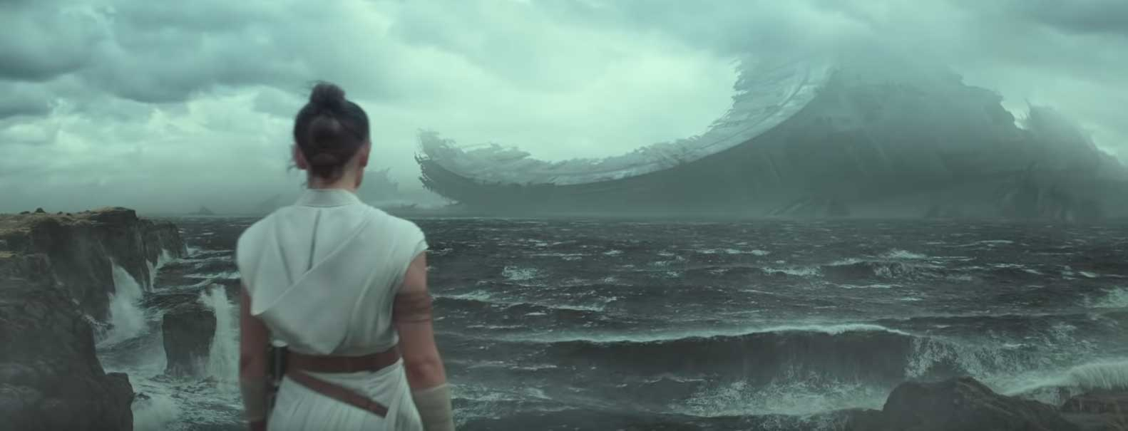 Star Wars Episode IX trailer