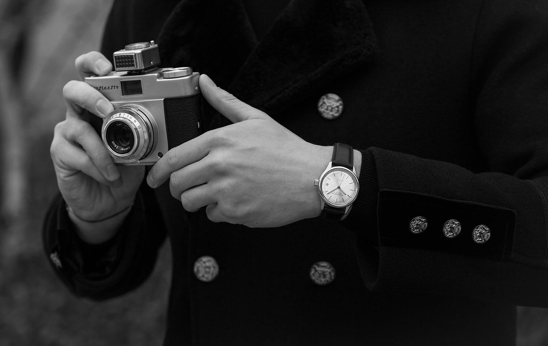 Brooklyn gent horloge