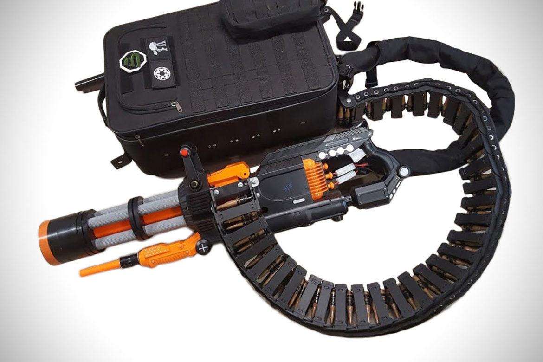 Nerf Rival Mini gun