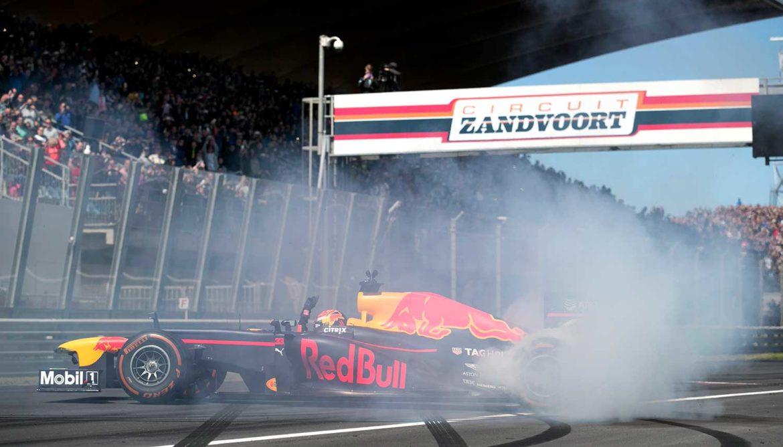 Appartement huren in Zandvoort tijdens Formule 1