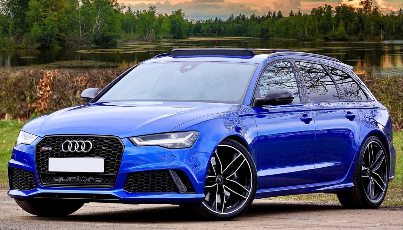 Audi-rijders gaan het meest vreemd