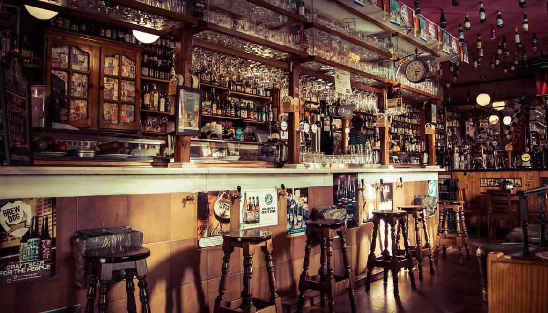 bar thuis