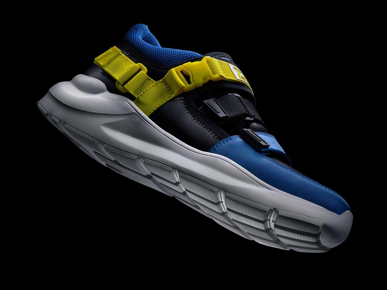 Dure Zeeman-sneakers