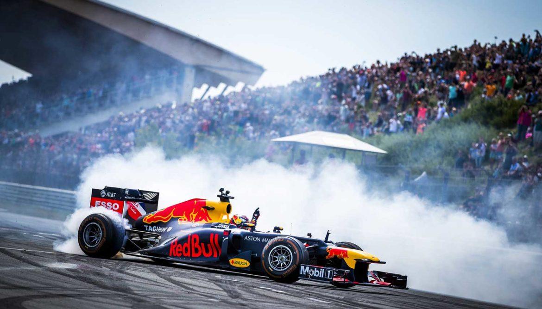 Formule 1 op Zandvoort