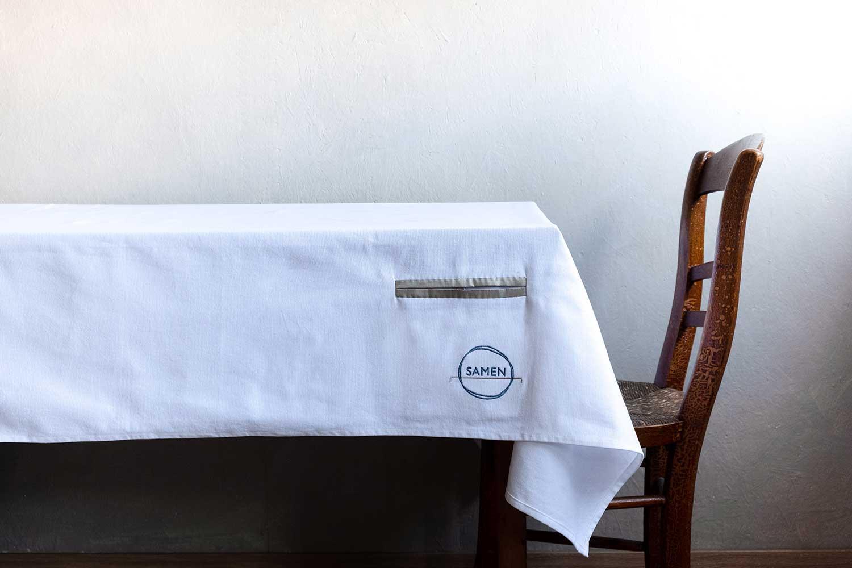 Geen telefoons aan tafel