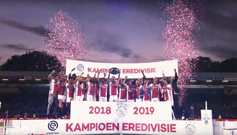 Hoogtepunten Ajax seizoen 2018/19