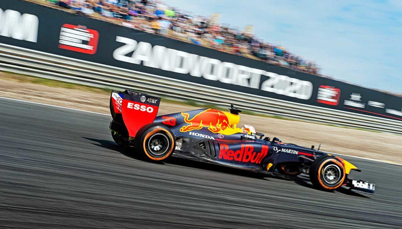 Kaarten Formule 1 Zandvoort 2020