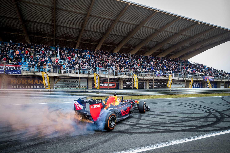 Kaarten Formule 1 Zandvoort 2020 koop je via inschrijving