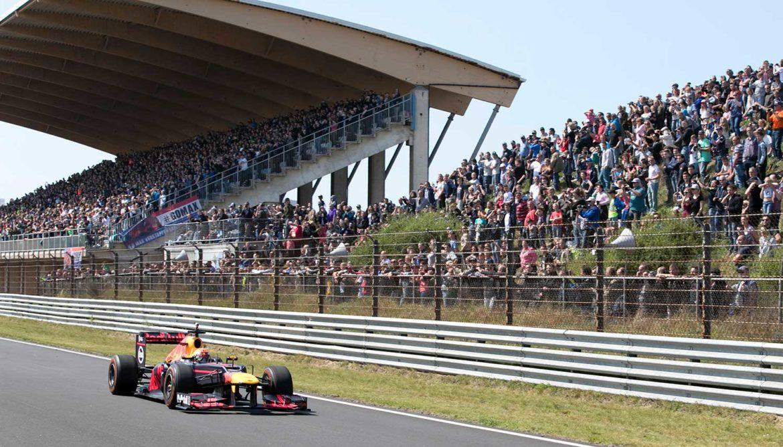 Kaartjes Formule 1 in Zandvoort