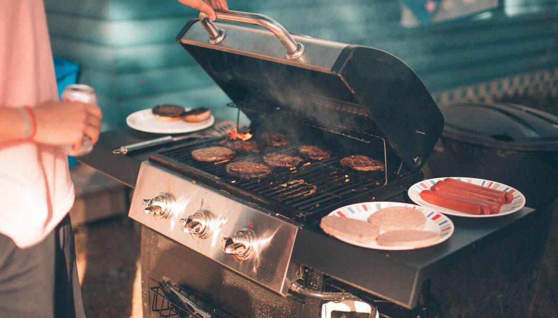 Leren barbecueschort van Kruidvat