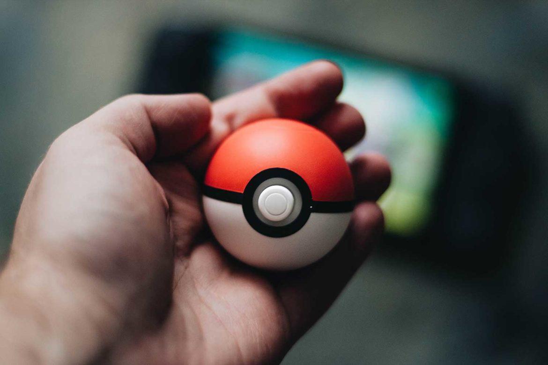 Pokémon spelen
