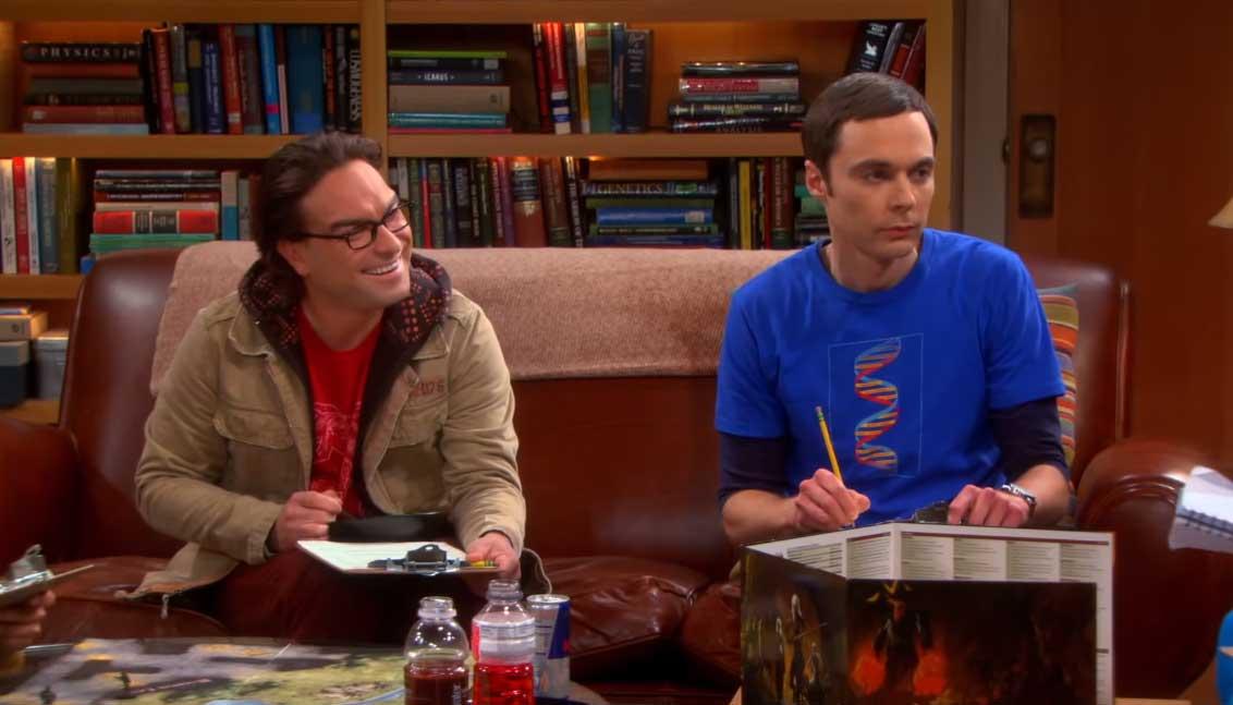 The Big Bang Theory einde