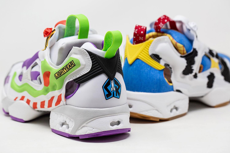 Toy Story sneakers van Reebok