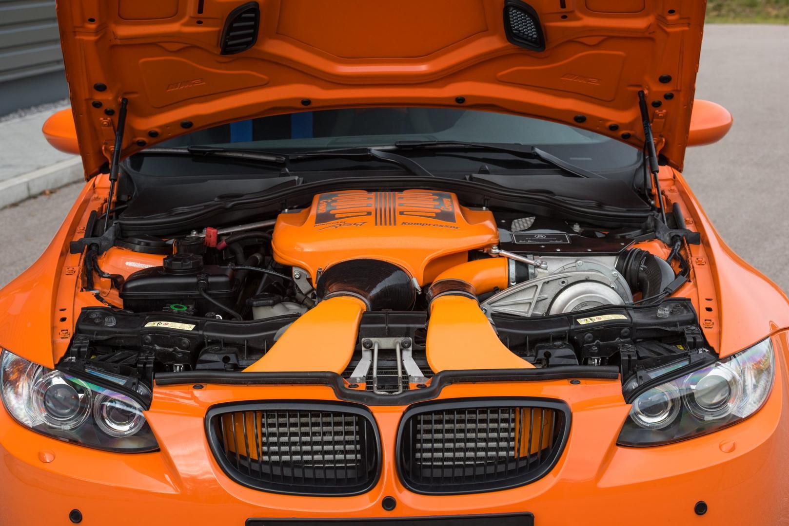 BMW M3 GTS van G-Power