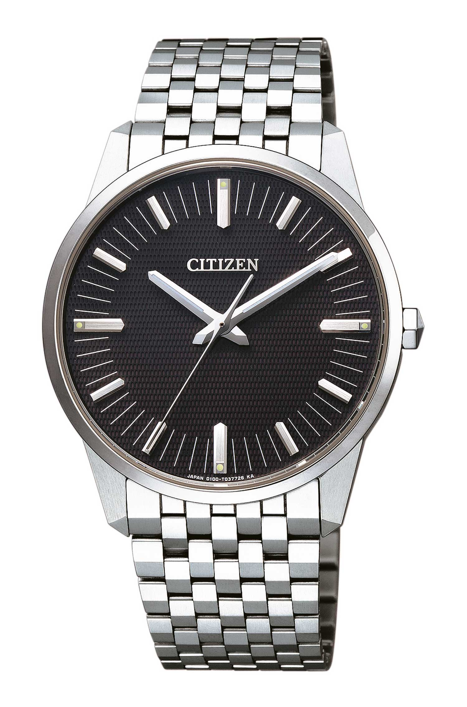 Citizen Caliber 0100 zwart