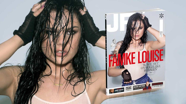 JFK 77 met Famke Louise