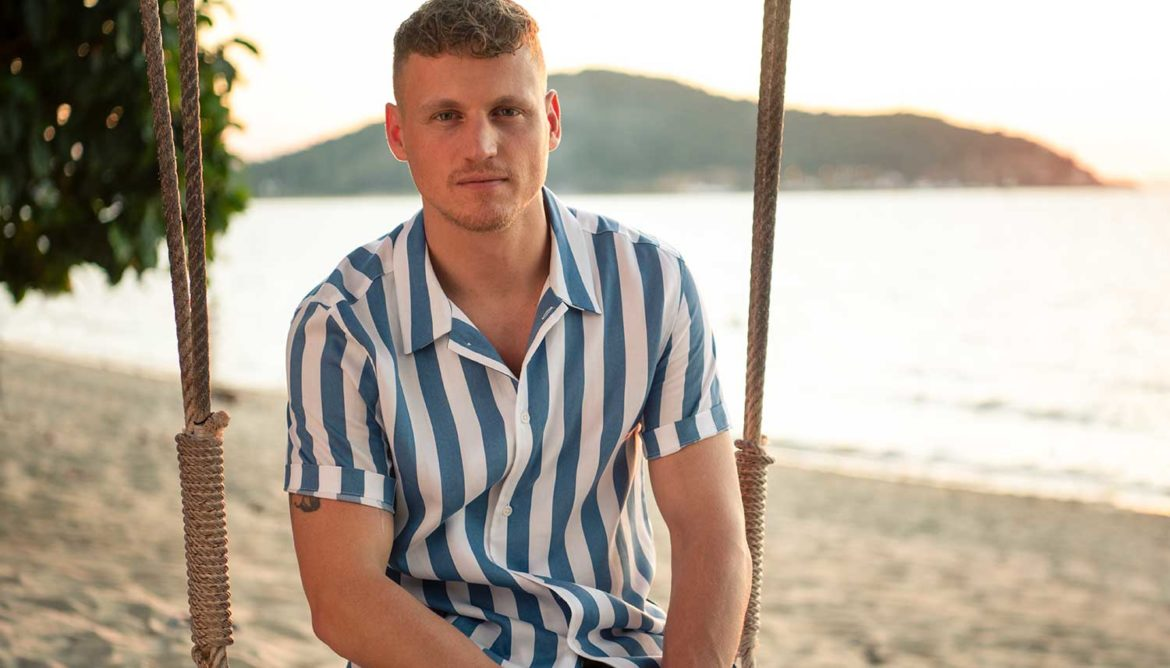 Kaj Gorgels in Temptation Island VIPS