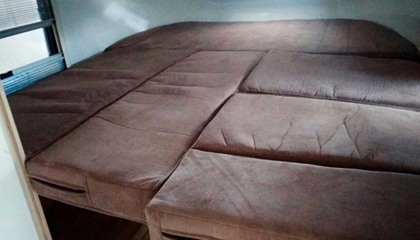 Lada Granta Camper bed