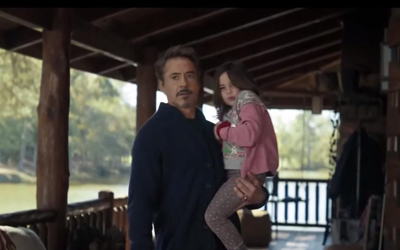 Huis van Iron Man