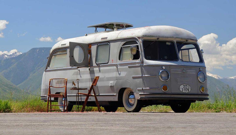 Porsche camper