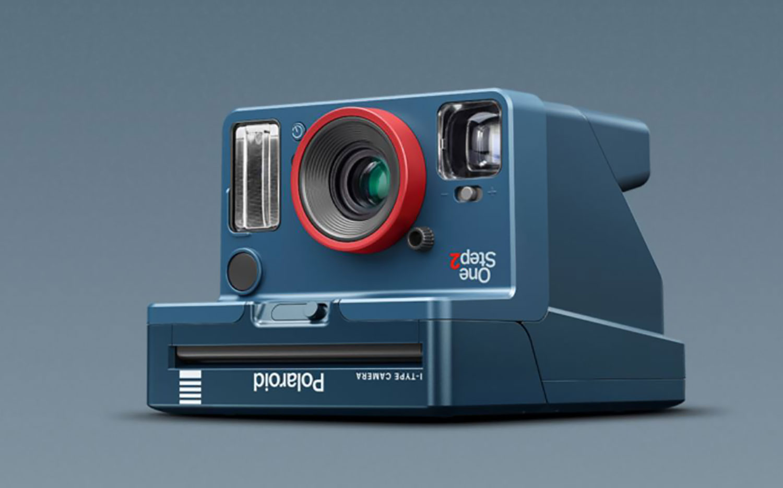 stranger things polaroid camera