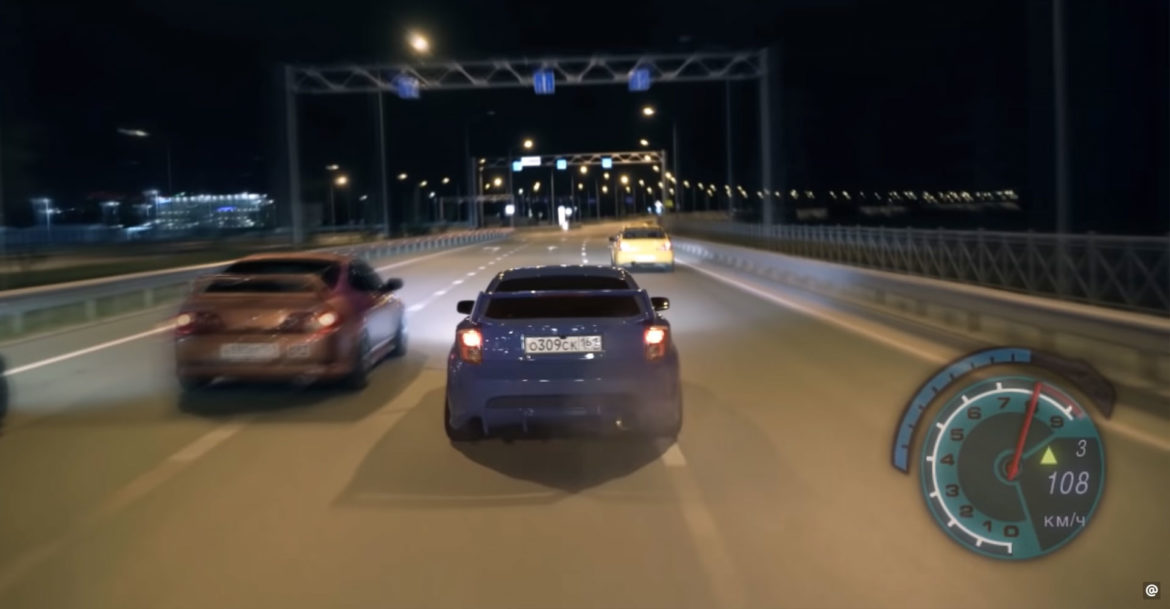 Need for Speed in het echt