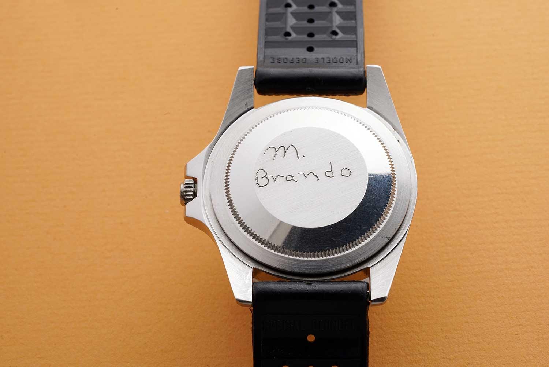 Rolex van Marlon Brando