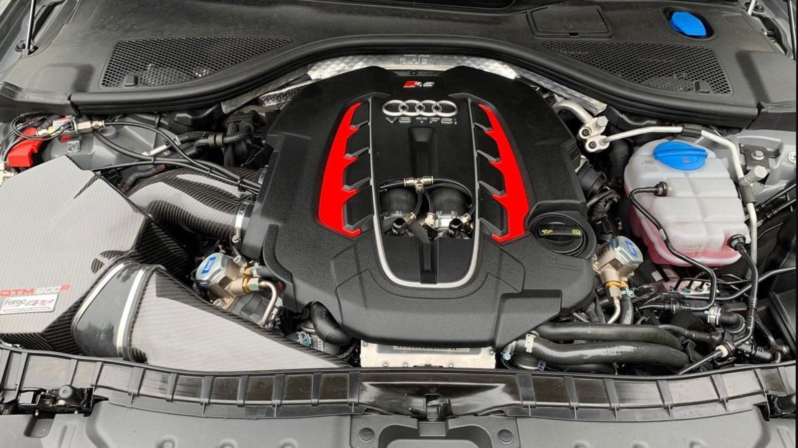 Audi RS 6 met 1.000 pk