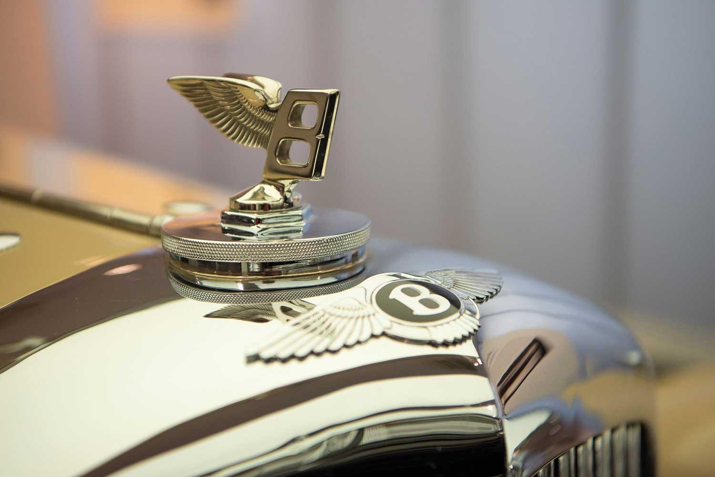 Bentley-fabriek