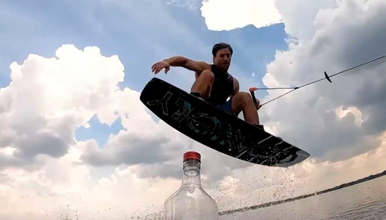 Beste Bottle Cap Challenge-video