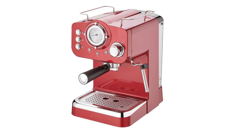 espresso-apparaat van Aldi