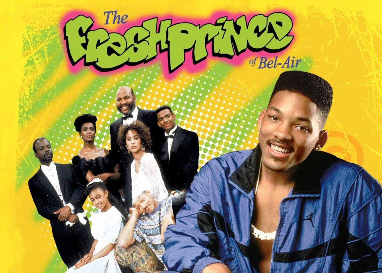 The Fresh Prince of Bel Air op Netflix