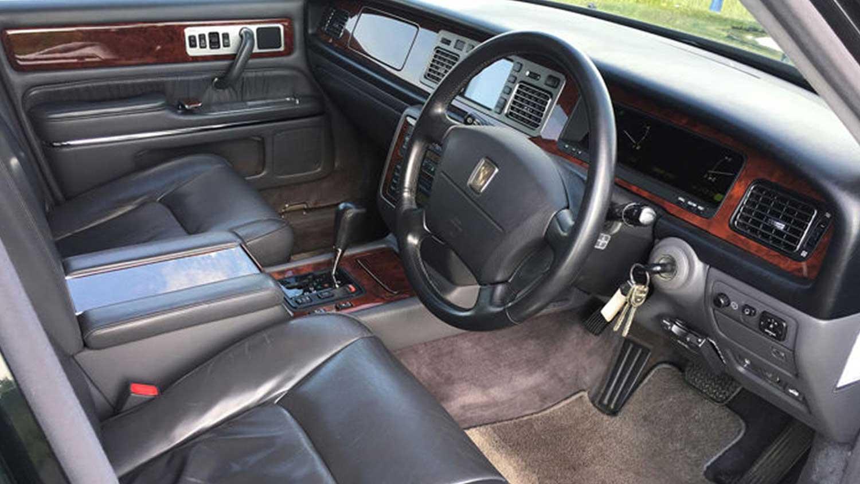 Toyota Century V12 te koop