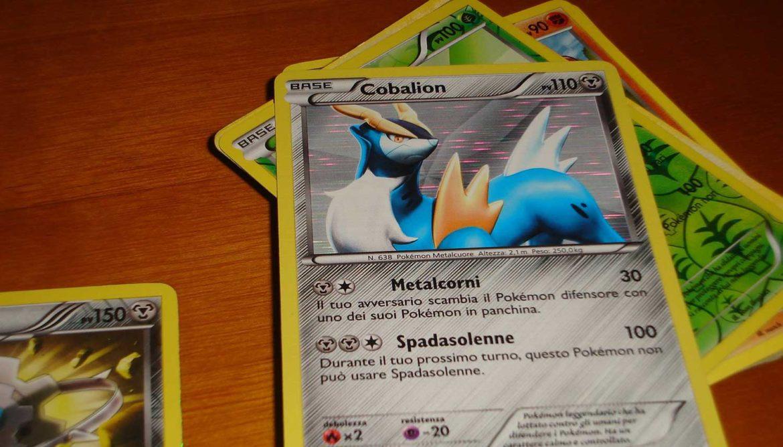 Zeldzame Pokémon-kaart