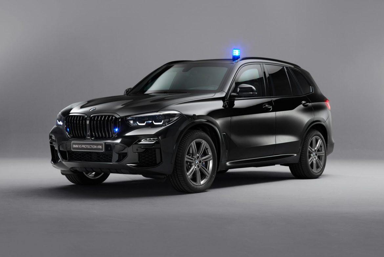 gepantserde BMW X5
