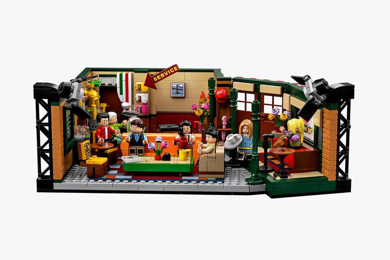 Lego Central Perk uit Friends