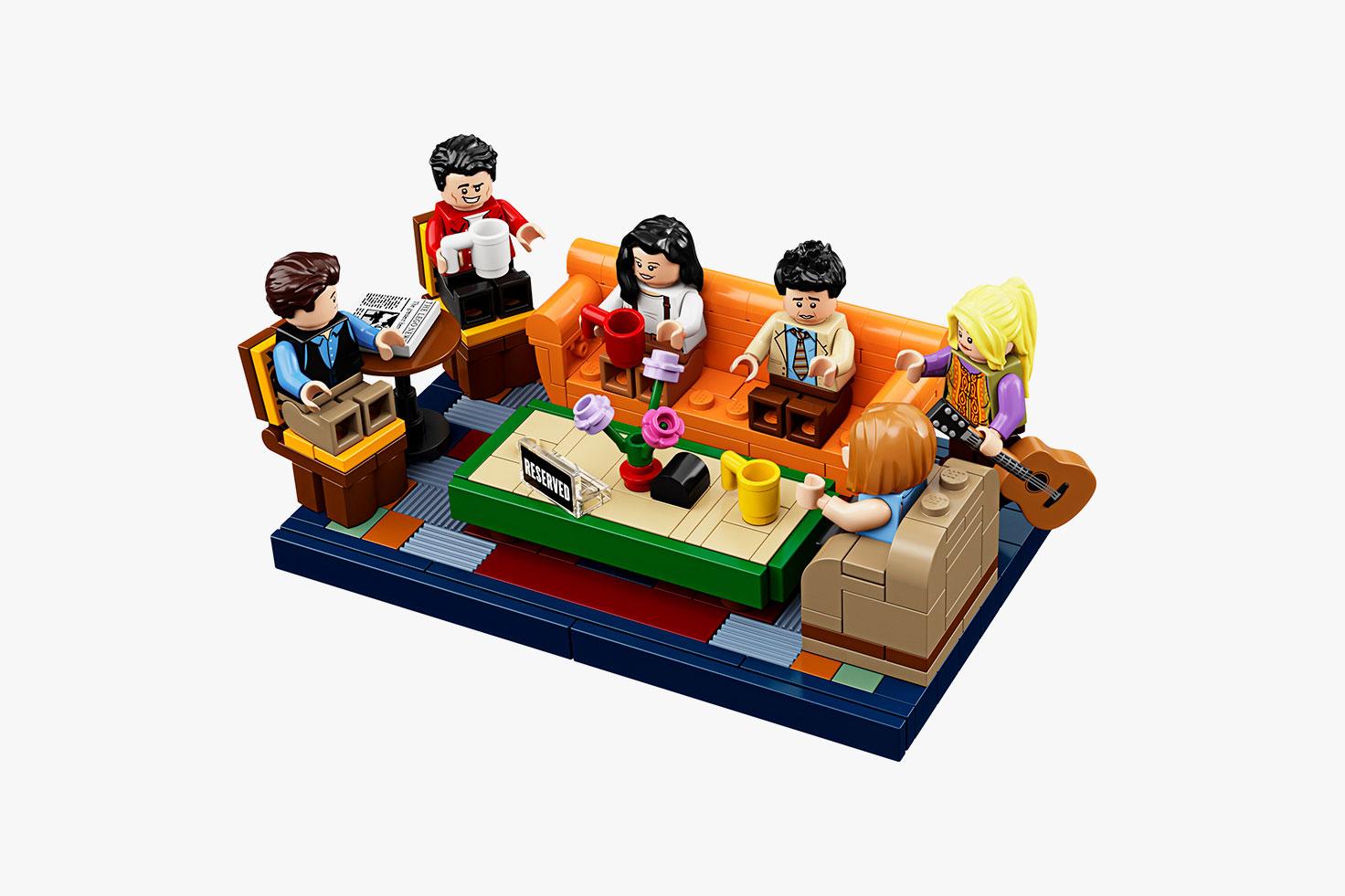 Figuurtjes Friends Lego