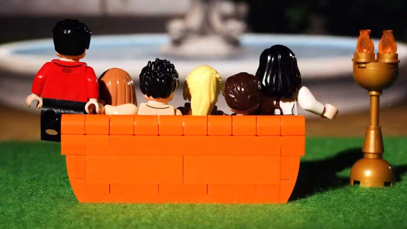 Lego Friends collectie