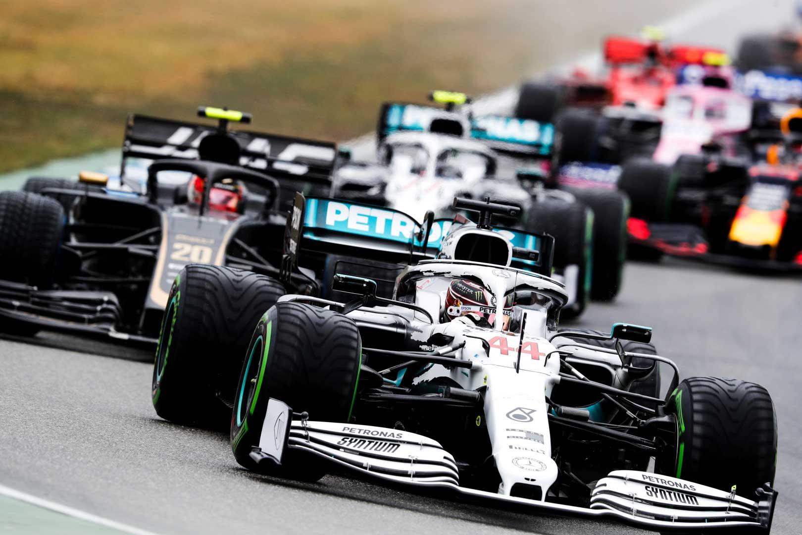 Lewis Hamilton blokkeert Netflix