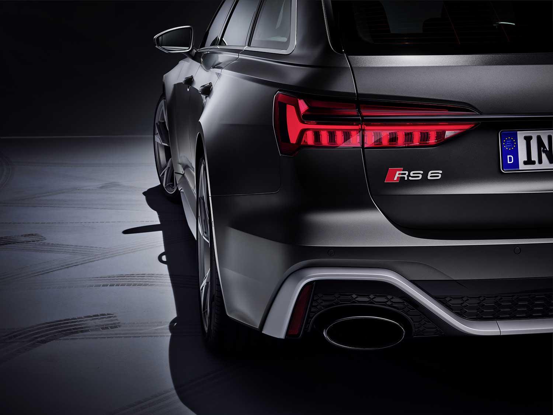 Nieuwe Audi RS 6