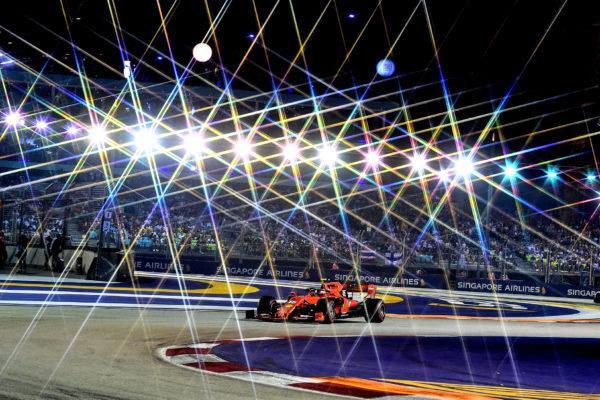 F1 Singapore 2019