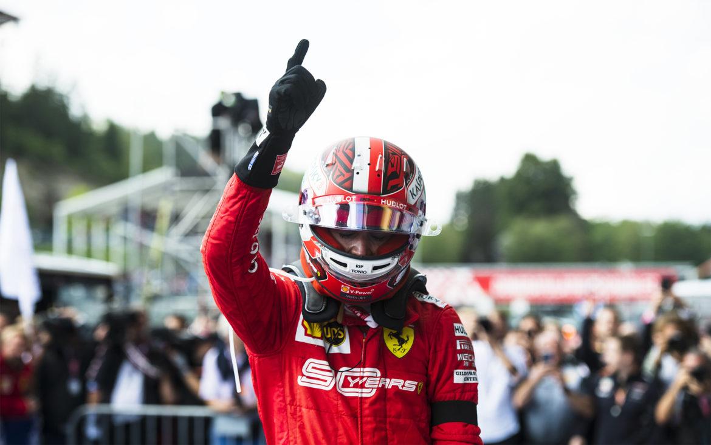 Hoogtepunten van de GP van België 2019